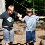 TrailMark Low Ropes